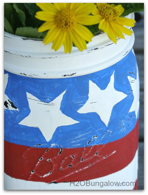 Patriotic-Mason-Jar-Craft-Project-H2OBungalow