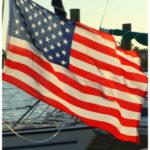 Labor Day flag