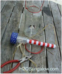 supplies for solar lantern