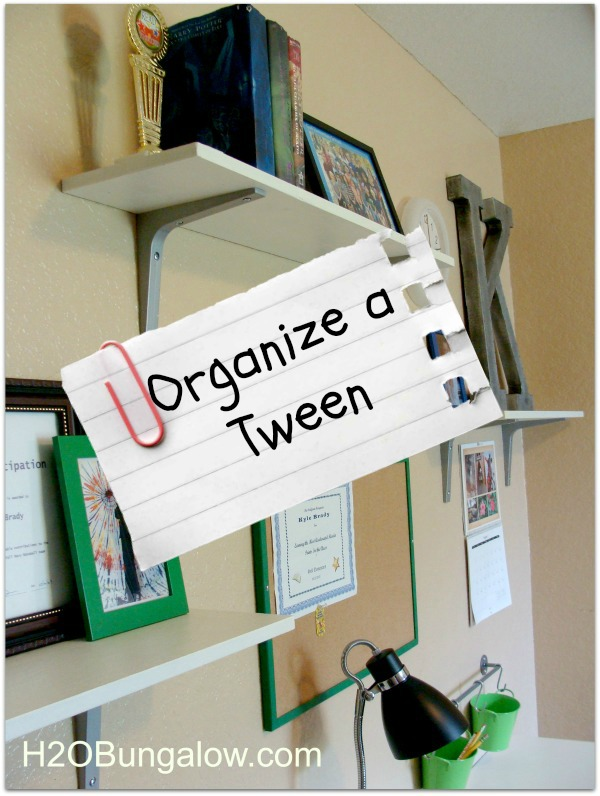 How to organize a tween