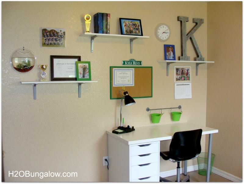 Organize A Tween Room And Get Rid Of Clutter H20bungalow