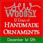 12 Days of Handmade Ornaments