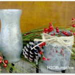 How to Make Faux Mercury Glass With Craft Paint