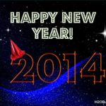 Happy New Year Welcome 2014!
