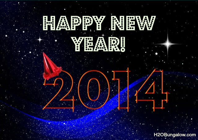 Happy New Year And Welcome 2014