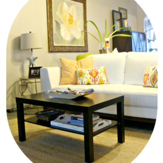 I'll show how to keep a small home clutter free with these simple DIY small home organizing tips. Stay organized in your small home.