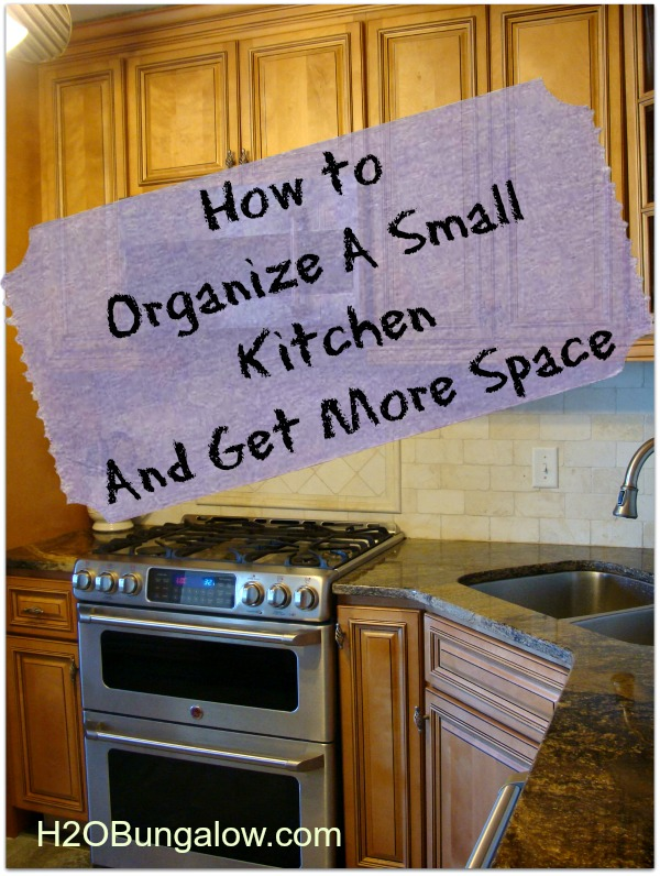 organizing a small kitchen how to organize a small kitchen and get more space 773