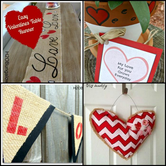 Valentines Day decoration ideas