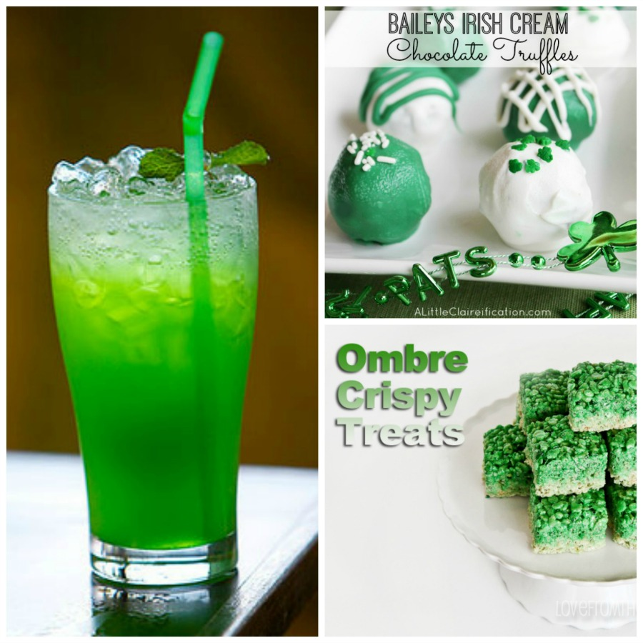 Great St Patricks Day Ideas and Food