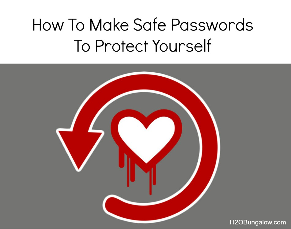 How To Make Safe Passwords To Protect Yourself Against Hackers And Viruses