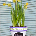 Mothers Day Planter Gift