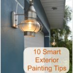 10 Smart Exterior Painting Tips