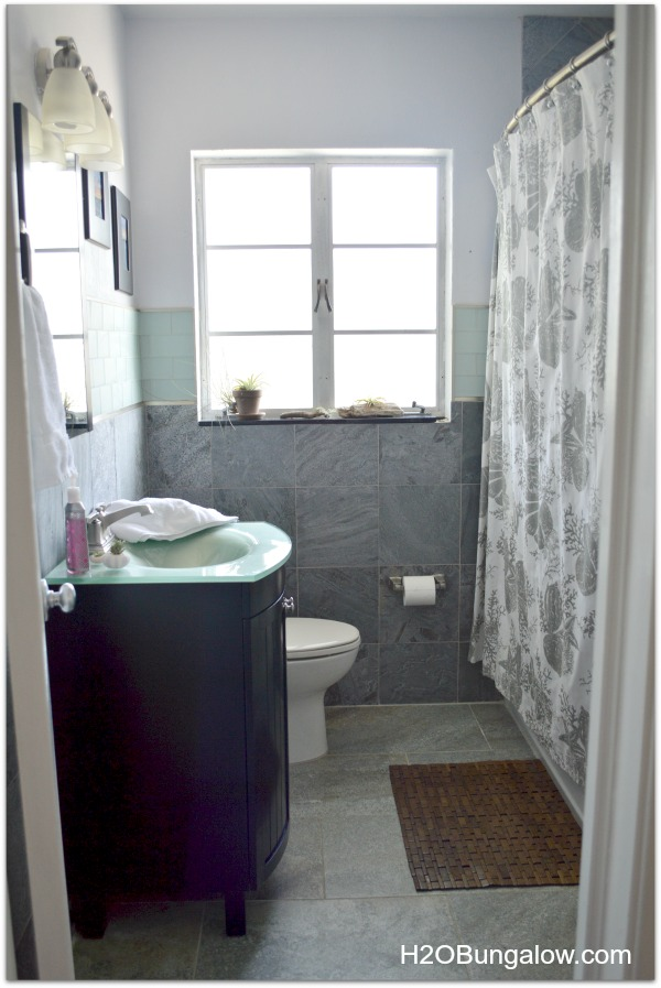 creative small bathroom remodel h20bungalow