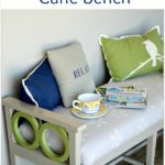 Upholster A Cane Bench Seat