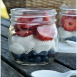 Easy Fruity Patriotic Dessert