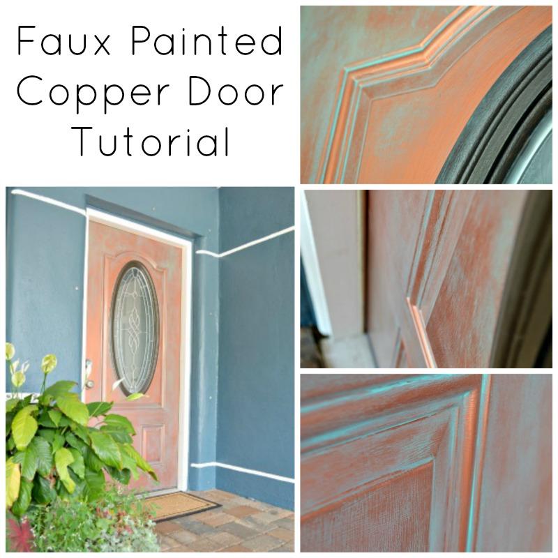 Faux-Painted-Copper-Door-Tutorial-H2OBungalow