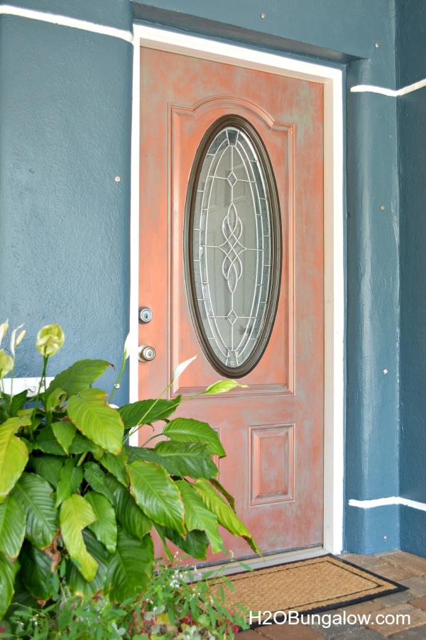 H2OBungalow-Front-Door-House-Tour