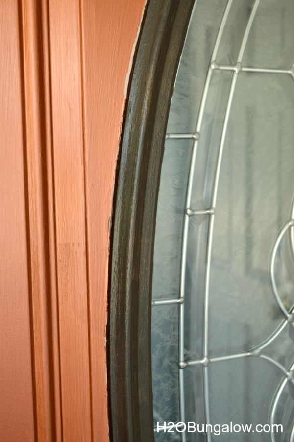 Paint-Front-Door-Copper-First-Step-H2OBungalow
