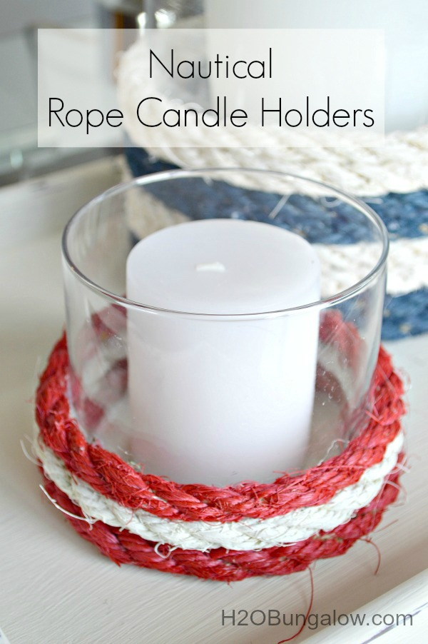 Red-White-Blue-Rope-Nautical-Candle-Holders-H2OBungalow