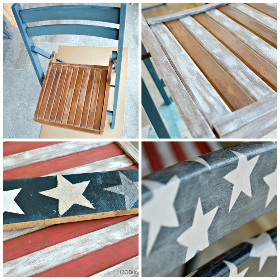 Americana-Decoupage-Folding-Chairs-Paint-Steps-H2Obungalow