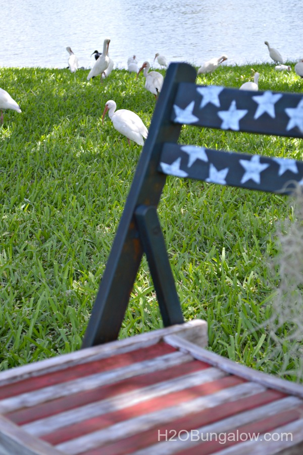 Patriotic-Red-White-And-Blue-Folding-Decoupage-Chairs-H2OBunaglow