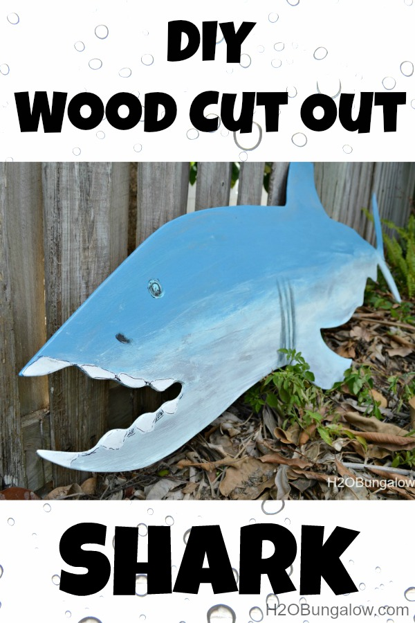 DIY-Wood-Cut-Out-Shark-Easy-Project-H2OBungalow