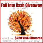 Celebrate Fall With A Cash Giveaway