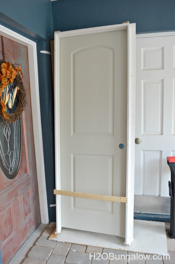 how to paint doors and trim with a paint sprayer
