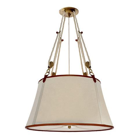 Ralph lauren knock off nautical pendant light but i couldnt get that darn pendant lamp aloadofball Images