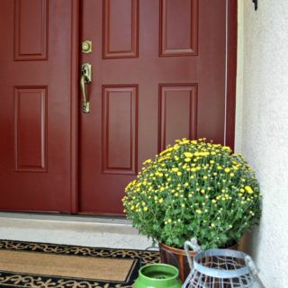 How-To-Paint-A Front-Door-Tutorial-For-Beginers-H2OBungalow