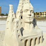 Sanding Ovations A Thanksgiving Beach Tradition