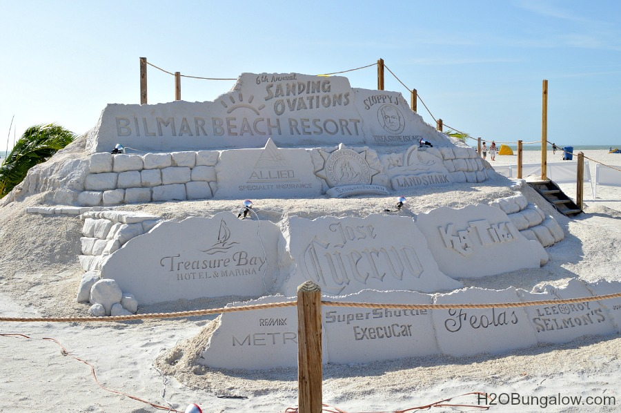 Sand-Sculpture-Treasure-Island-Fl-Thanksgiving-H2OBungalow