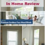 Levolor Cordless Faux Wood Blind Review