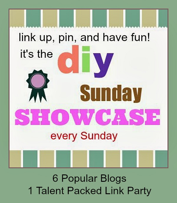 DIY Sunday Showcase H2OBungalow