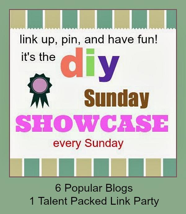 DIY Sunday Showcase H2OBungalow