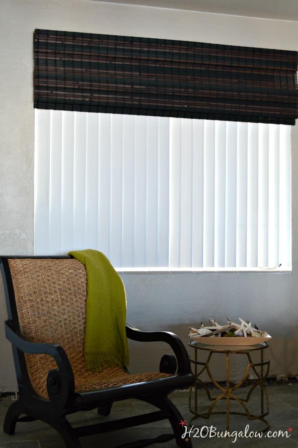 DIY-stencil-vertical-blinds-before-H2OBungalow