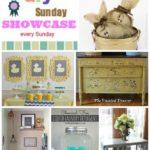 DIY Sunday Showcase and Weekly Wrap Up 3.20