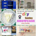 Weekly Wrap Up And DIY Sunday Showcase {3/3}