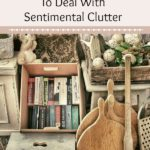 5 Creative Ways To Deal With Sentimental Clutter