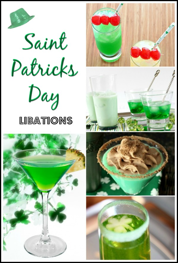 Saint-Patricks-Day-green-cheer-with-cocktails-and-mixed-drinks-H2OBungalow