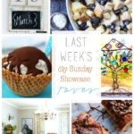 DIY Sunday Showcase and a Giveaway {4.12}