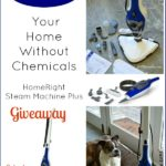 Chemical Free Cleaning and a Giveaway