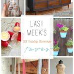 DIY Sunday Showcase and Weekly Wrap Up {5.3}