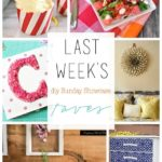 DIY Sunday Showcase and Weekly Wrap Up {5.9}