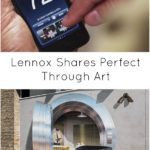 Lennox Shares What Perfect Feels Like Through Art