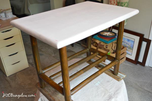 Starfish side table