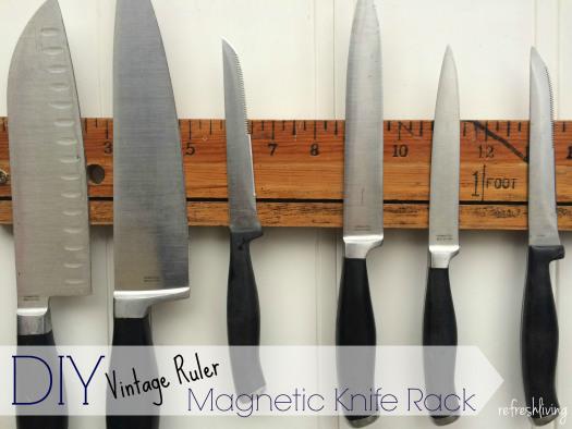 diy-magnetic-knife-rack-holder