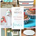 DIY Sunday Showcase & Weekly Wrap Up 6.14
