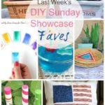 DIY Sunday Showcase & Weekly Wrap Up {6.21}