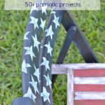 Red White and Blue DIY Patriotic Projects